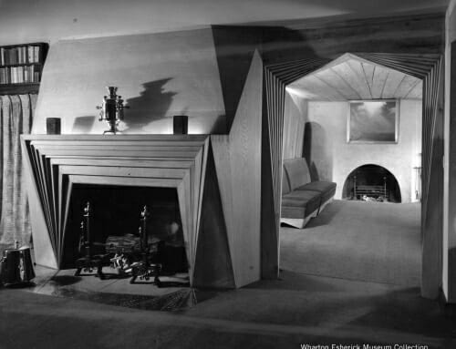 From the Dramatic to the Pragmatic: Wharton Esherick's Lighting