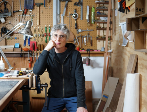 Creatives on Esherick: Laura Mays