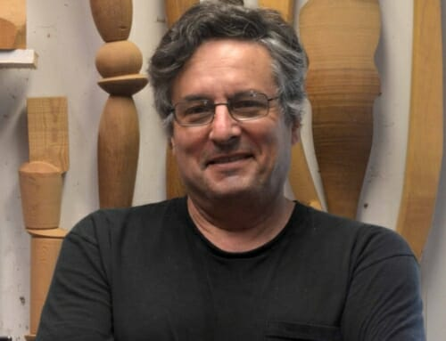 Creatives on Esherick: Mark Sfirri