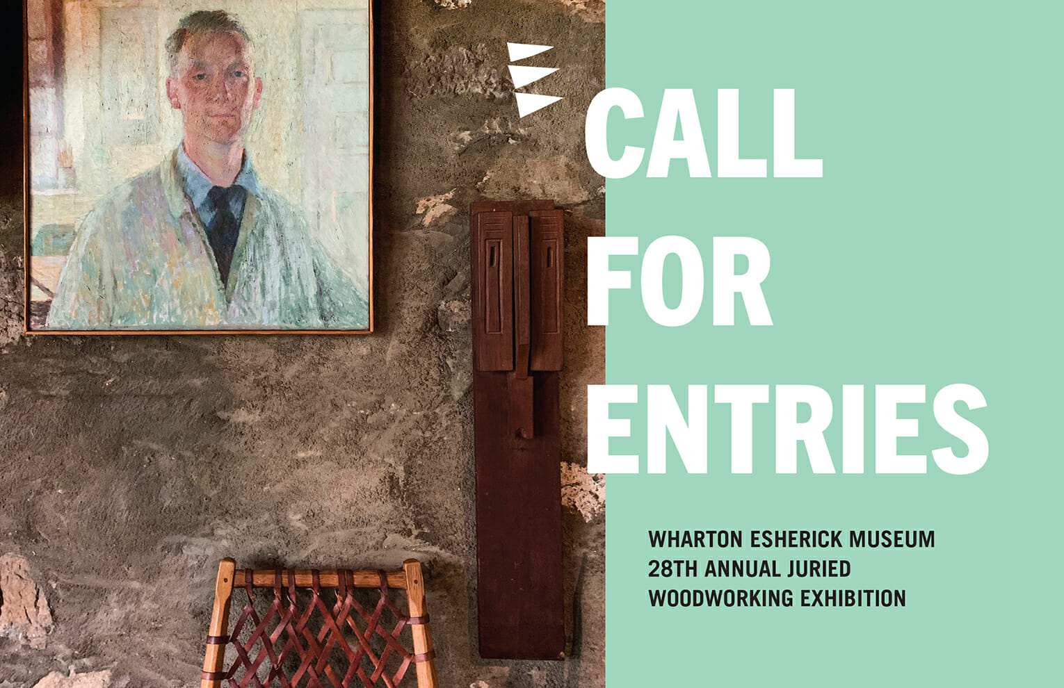 call for entries banner